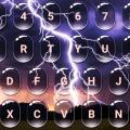 Lightning Keyboard Live Storm Icon
