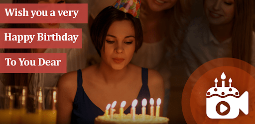 Birthday video maker with song apk