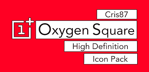 OXYGEN SQUARE - ICON PACK apk