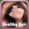 Healthy Hair Icon