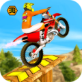 bike stunt racing - offroad tricks master 2018 Icon
