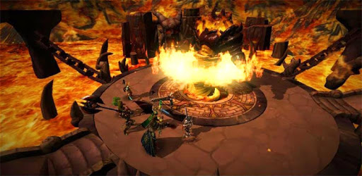 Dungeon & Evil: Hack & Slash Action RPG apk