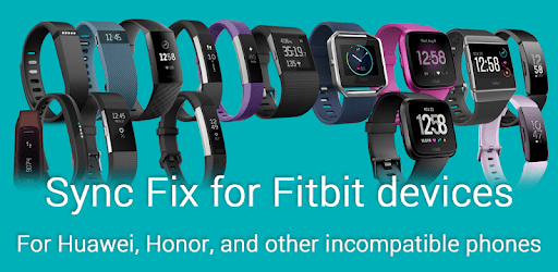 Sync Fix for Fitbit and Huawei/Honor phones apk