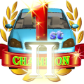 Car Challenge 3D Icon