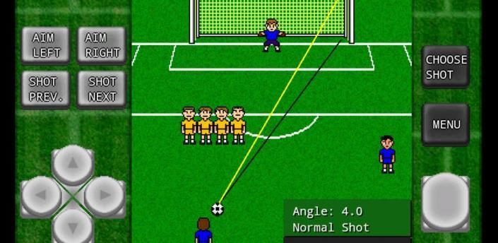 Gachinko Football: Free Kick apk