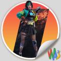 Garena Free Fire Stickers for WhatsApp Icon
