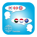 Multi Language Translator - Voice Text Icon