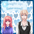 Straight Up Sister-Zoned Icon