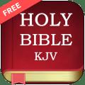 King James Bible - KJV Audio Free App Icon