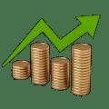 Stock Tracker Ad Icon