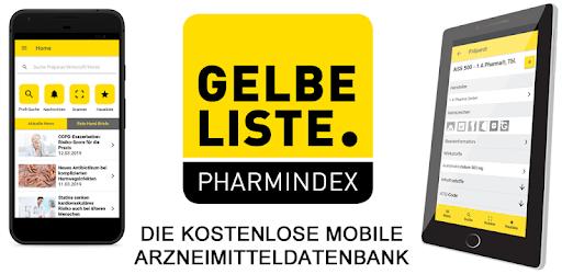 Gelbe Liste Pharmindex Drug Database App apk