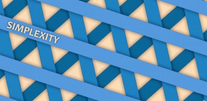 Simplexity Free: Material Design Live Wallpaper apk