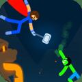 Supreme Stickman Fight Icon