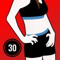 Female Fitness - Women Challenge Icon