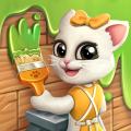Cat Home Design: Decorate Cute Magic Kitty Mansion Icon