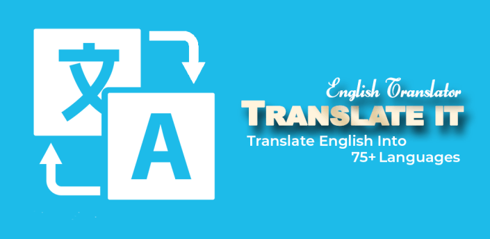 Translate It - English Language Translator apk