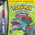 Pokemon Leaf Green Version Icon