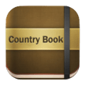 World Countries Book Icon
