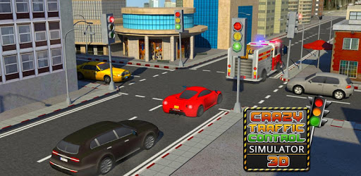 City Traffic Control Simulator: Intersection Lanes apk