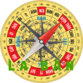 Feng Shui Compass - Direction of the house, office Icon
