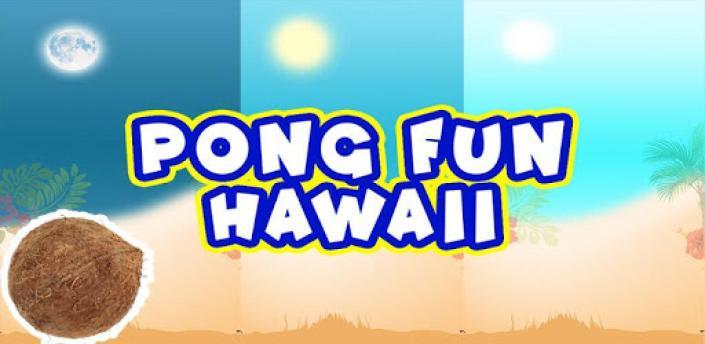 Pongfun Hawaii: Multiplayer Ping Pong,Table Tennis apk