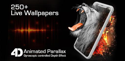 Live Wallpapers Backgrounds 4K3D AMOLED--Pixel 4D apk