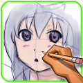 Draw Manga Anime Icon