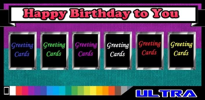 Happy Birthday to You apk