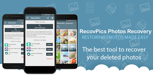 RecoverPics - Recover deleted photos apk