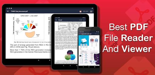 Simple PDF Reader 2020 apk