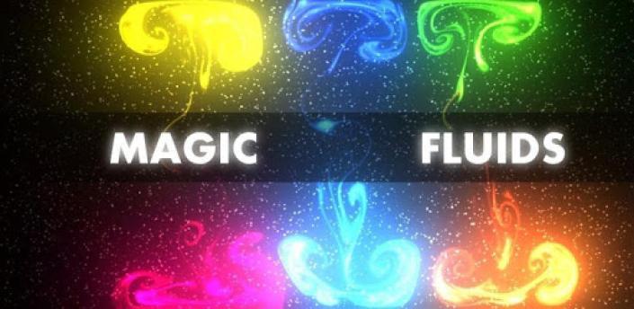 Magic Fluids Free: simulation & live wallpaper apk