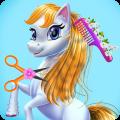 Fairy Pony Horse Mane Braiding Salon Icon