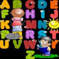 Alphabet in Spanish  KIDS Icon