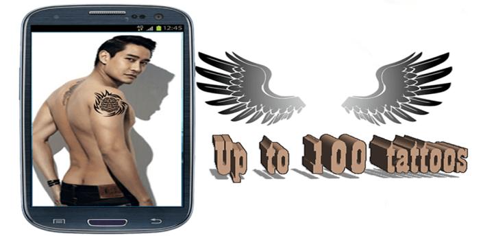 Tattoo Your Body Cam apk