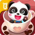 Baby Panda's Café- Be a Host of Coffee Shop & Cook Icon