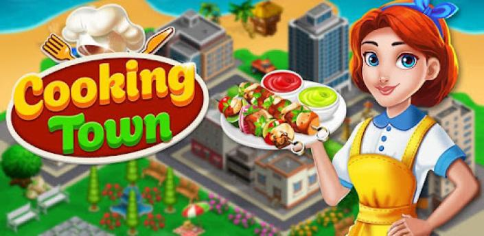 Cooking Town : Kitchen Chef Game apk