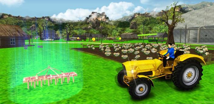 Tractor Farming Simulator USA apk