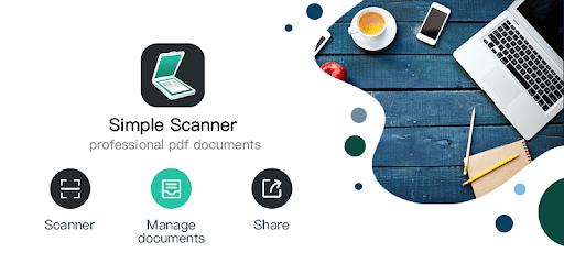 Simple Scan - Free PDF Scanner App apk