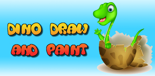 Dino Draw and Paint apk
