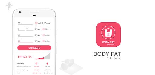 Body Fat Percentage Calculator apk