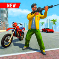 City Gangster Motor Bike Chase 2020 Icon