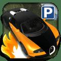 Speed Car Parking Icon