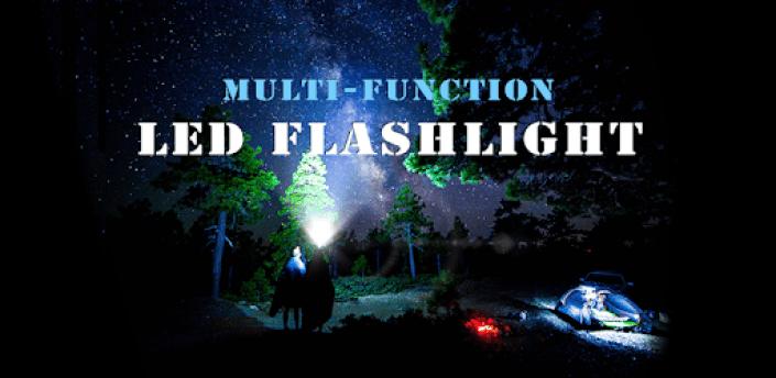 🏆 Flashlight LED MF PRO - Brightest HD torch apk