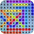 Word Search, A Free Infinity Crossword Puzzle Game Icon
