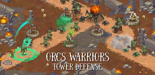 Orcs Warriors: Offline Tower Defense apk