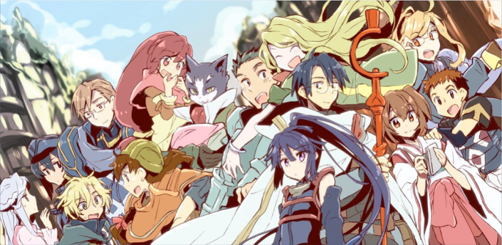 Log Horizon Wallpaper. apk