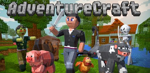 AdventureCraft: 3D Craft Building & Block Survival apk