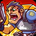 Metal Commando - 2D Platform Squad Metal Shooter Icon