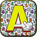 Learn ABC Alphabets & 123 Numbers for Kids Icon