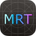 Singapore MRT Map Route(Subway, Metro Transport) Icon